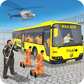 Prisoners Bus Simulator: Bus Driving Games
