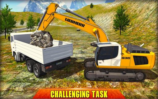 Heavy Excavator Crane Simulator 2018 1.2.0 screenshots 1