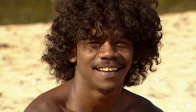 Photo: Australian Aboriginal: Journey of Man - PBS - National Geographic Source: http://news.nationalgeographic.com/news/2002/12/photogalleries/journey_of_man/index.html  Review: http://maya-gaia.angelfire.com/journey_of_man.html