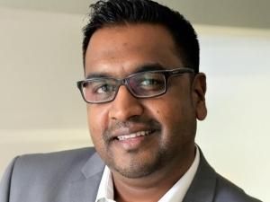 Clayton Naidoo, General Manager for sub-Saharan Africa, Cisco.