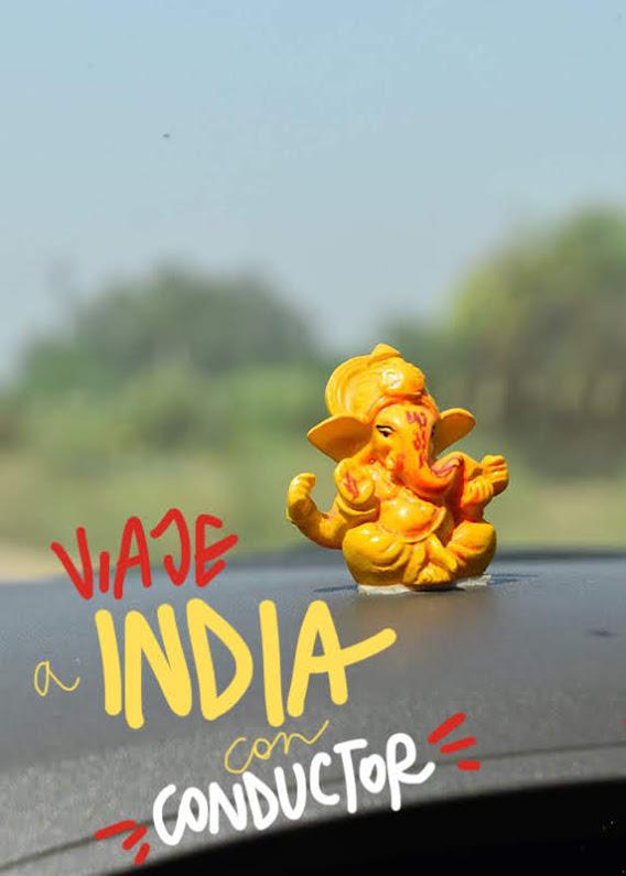 viaje a india con conductor