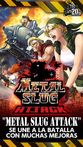 METAL SLUG ATTACK para Android