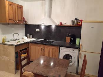 Appartement meublé 2 pièces 39 m2