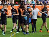 Ruud Vormer én Arnaut Danjuma Groeneveld van Club Brugge in voorselectie Ronald Koeman voor België - Nederland (Rode Duivels - Oranje)