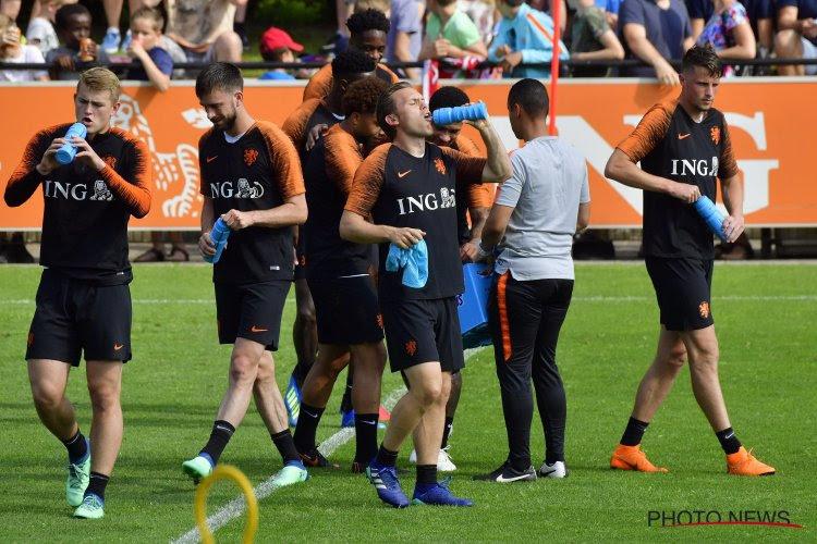 Straf: naast Ruud Vormer ziet nog een Nederlander uit Jupiler Pro League zijn knallend seizoensbegin beloond met selectie voor Oranje