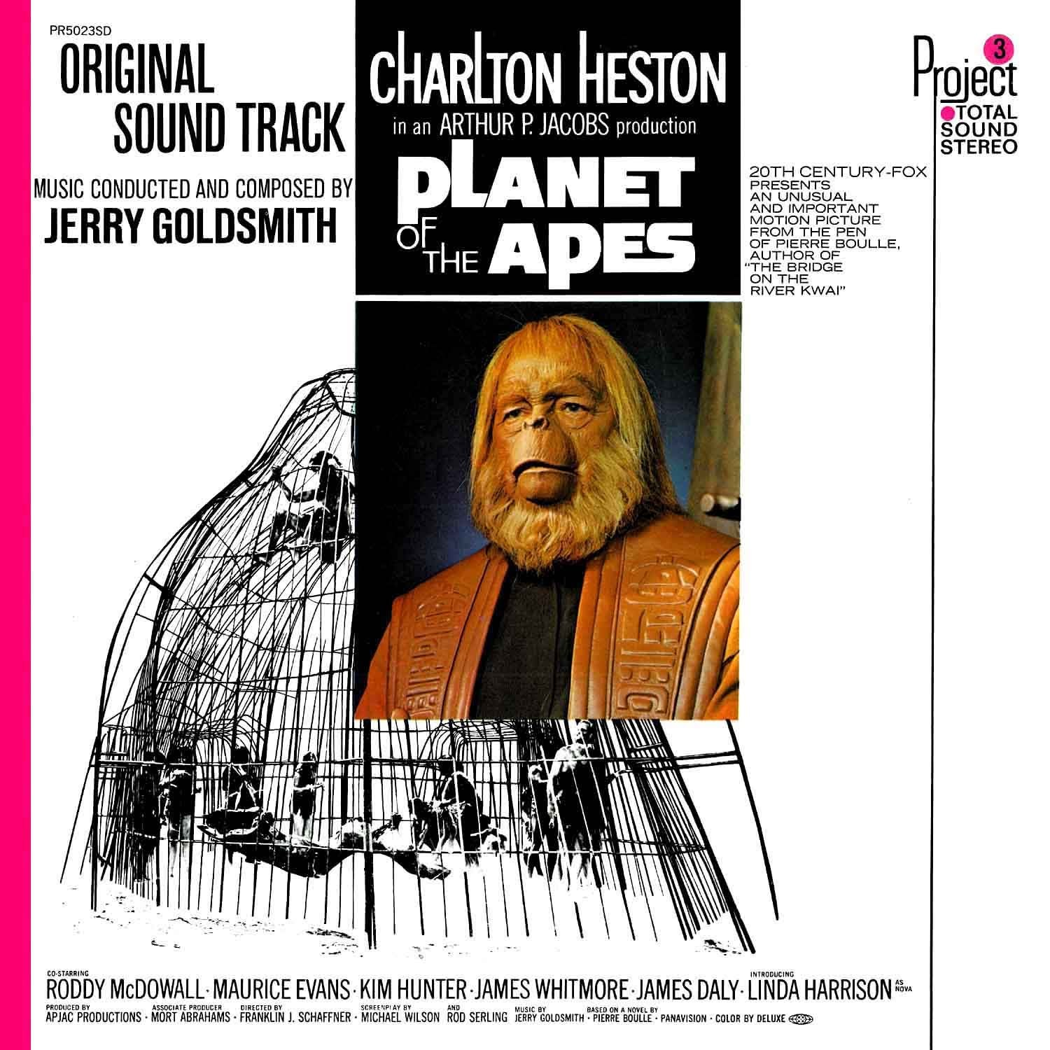 Jerry Goldsmith, Project 3