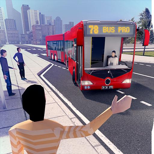 Bus Simulator PRO 2016 Icon