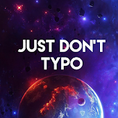 Just Don't Typo