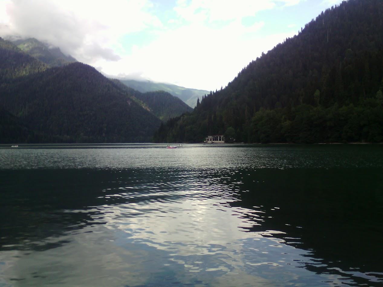 озеро рица абхазия экскурсии сочи