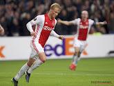 Kasper Dolberg ruilt Ajax voor Nice