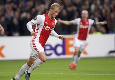 OFFICIEEL: Dolberg verlaat Ajax
