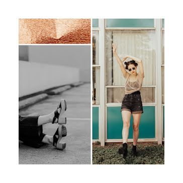 Color Pose - Instagram Post Template