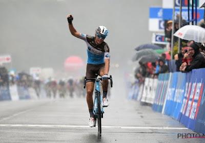 """Aan zijde van Van Avermaet rijden en dromen van 'maillot jaune': """"Vergelijk me niet met Van der Poel of Alaphilippe"""""""