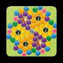Bubble Shooter Şeker icon