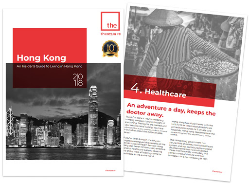 Hong Kong relocation guide healthcare