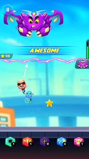 Télécharger Chicken Leg Piece - Dragon Blast apk mod screenshots 2
