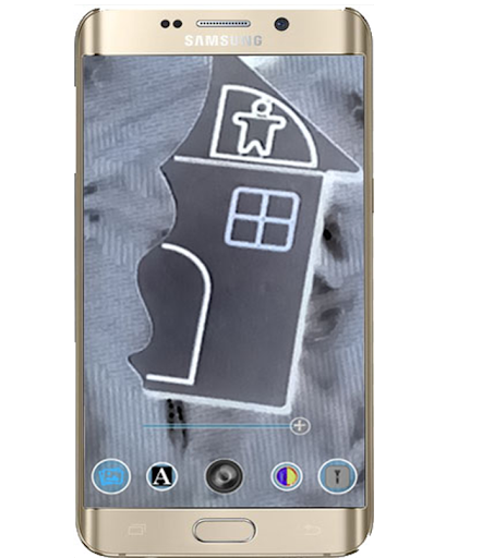 Magnifier flashlight plus by AppsUs (Google Play, United