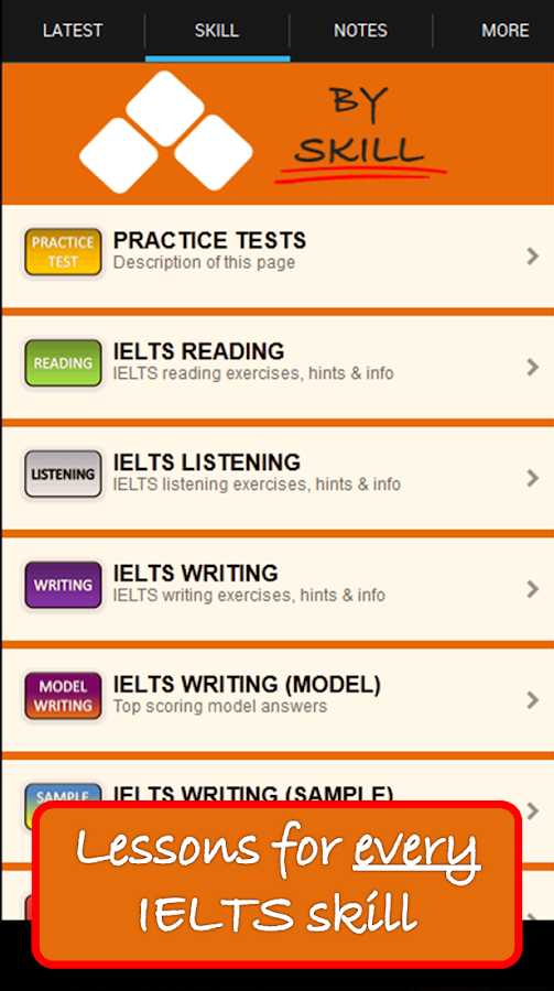 Ultimate IELTS- screenshot