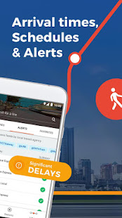 App Moovit: Bus Times, Train Times & Live Updates APK for Windows Phone