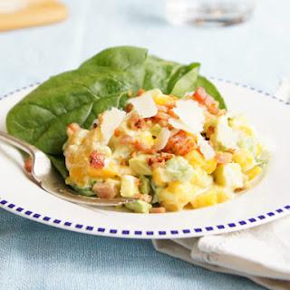 Spinach Mango Salad Recipes