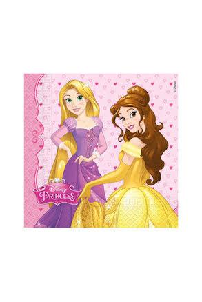 Servett, prinsessa, 20 st