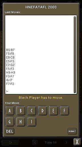 Hnefatafl 3.41 screenshots 4