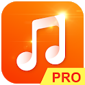 Music player - unlimited and pro version icon
