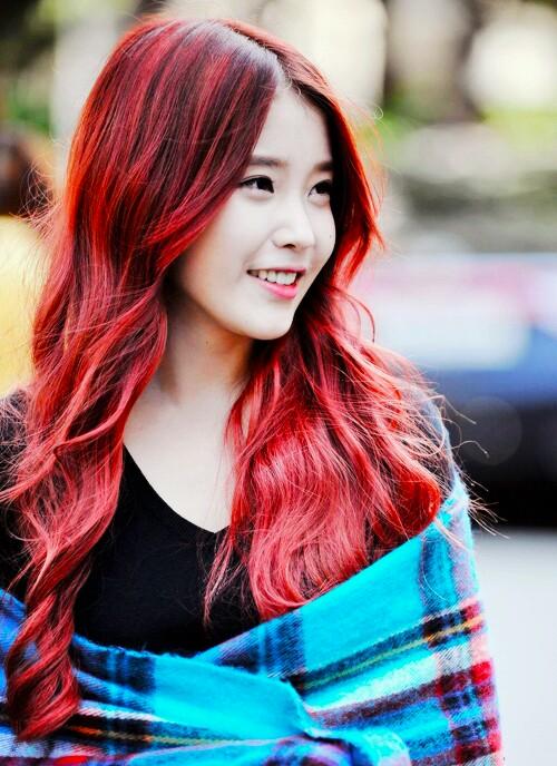 IU red