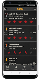 Barly - Beer Finder, Ratings & Tap Lists Near Me- screenshot thumbnail