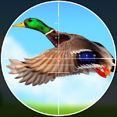Forest Duck Sniper Hunter - Bird Hunting Game