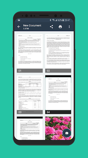 Simple Scan - Free PDF Scanner App  screenshots 2