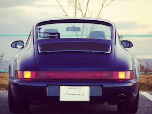 911 964A 1992 Carrera 2のカスタム事例画像 Hiroさんの2018年12月31日15:21の投稿