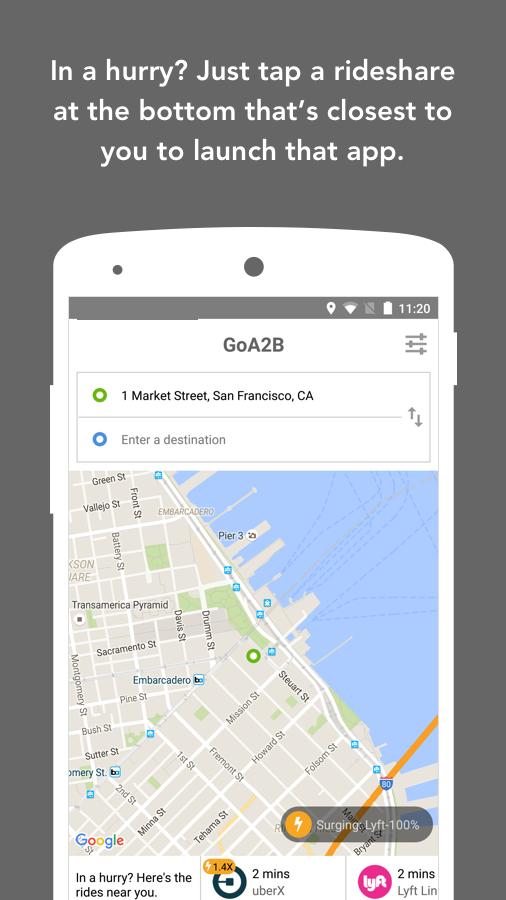 uber south florida map