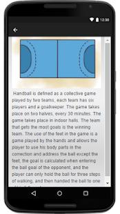 Hand Ball - náhled