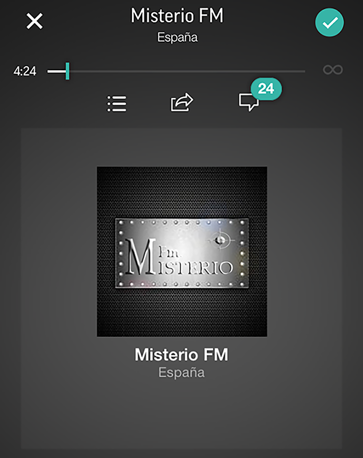 RADIO MISTERIO FM- screenshot