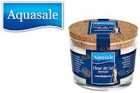 Angebot für Aquasale Fleur de Sel Meersalz naturbelassen im Supermarkt