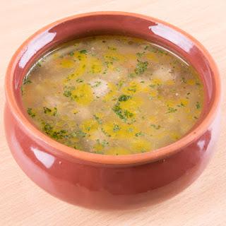 Greek Wedding Soup
