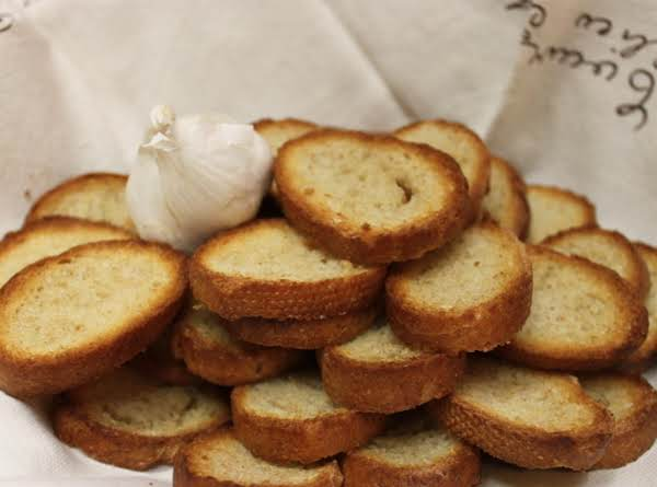 Crispy Garlic Toast