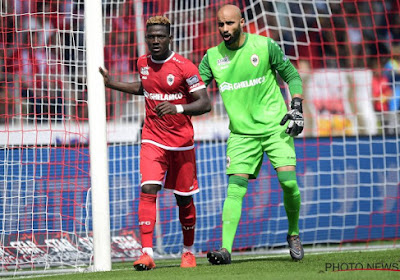 Deux joueurs de l'Antwerp ne participeront pas au stage hivernal, Opare voit enfin le bout du tunnel