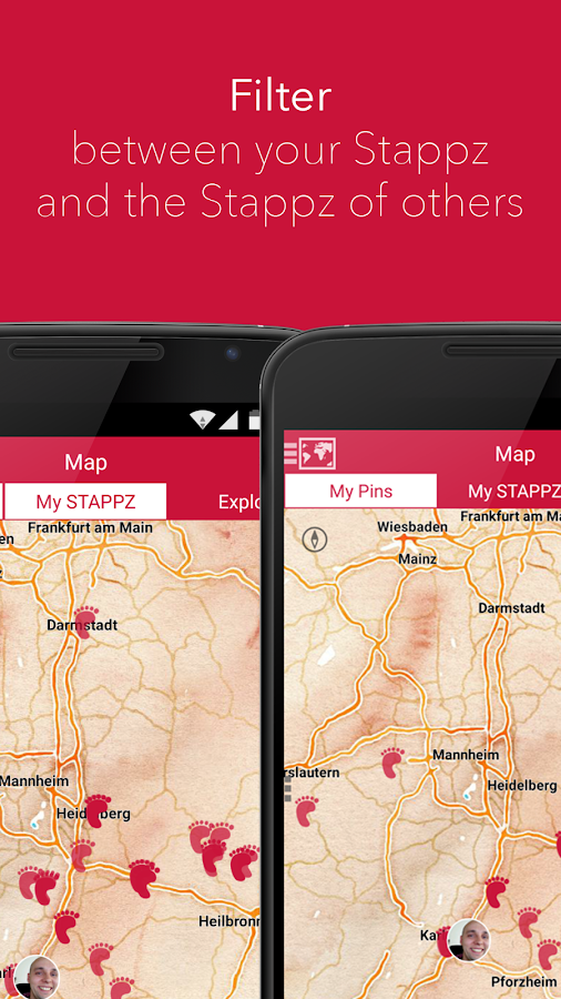 STAPPZ Real-Time Travel Guides- screenshot