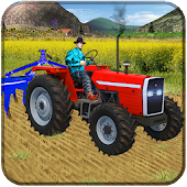 Real Tractor Driving Games 2018 New: Offroad Drive Android APK Download Free By MAD Extreme Viral 3D Games Free