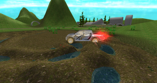 Offroad 4x4 Jeep Racing 3D apkpoly screenshots 20