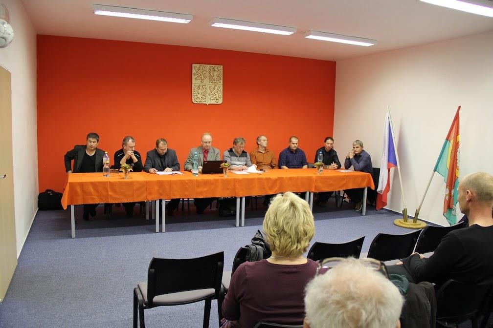 Obrázek - Zastupitelstvo obce pro období 2014-2018.