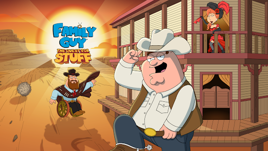Family Guy The Quest for Stuff mod