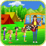 School Trip Games for Kids Icon
