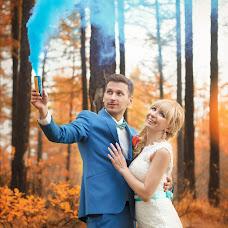 Wedding photographer Ekaterina Solonkova (thesolnce). Photo of 12.08.2016