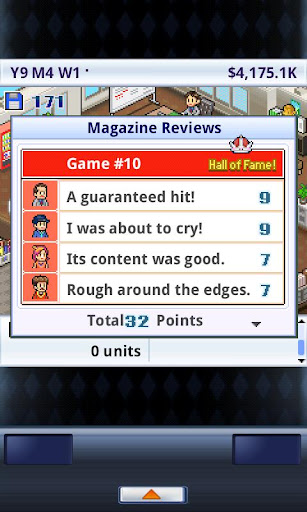 Game Dev Story Lite  screenshot 4