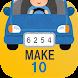4つの数字で10を作る:Make10-脳トレ - Androidアプリ