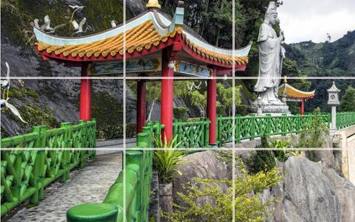 Puzzle - Asian Style screenshot 24