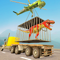 Angry Dino Transport Truck: Zoo Animal Transport icon